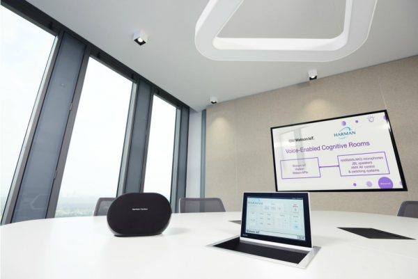 Voice-Enabled Cognitive Rooms