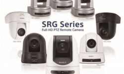 Experience clearer picture with Sony's SRG camera series